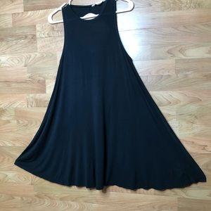 AEO BLACK SWING, SOFT & SEXY DRESS